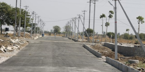 1st connecting road
