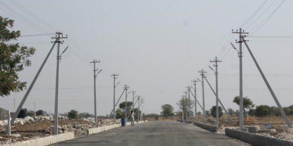 2nd connecting road